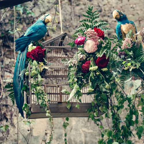 Eclectic-wedding-prop-hire